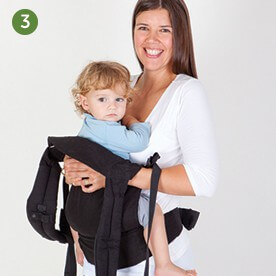 Boba 4g Carrier Instructions Baby Carriers Australia