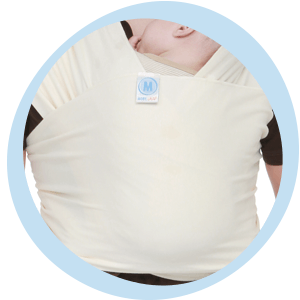 """d2ac19a54f0 The logo tag section (""""seat belt"""") is securing baby s entire back and  shoulders"""